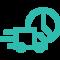 Icône représentant le côté urgence qui peut mener à faire une demande de devis à l'entreprise Nordbox, spécialiste de location de box et de bureaux à Tourcoing