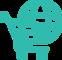 Icône représentant l'activité de logistique e-commerce qui pourrait mener à utiliser les services proposées par l'entreprise Nordbox, spécialiste de location de box et de bureaux à Tourcoing